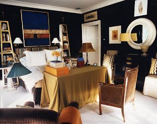 miles redd small bedroom design via belle vivir blog
