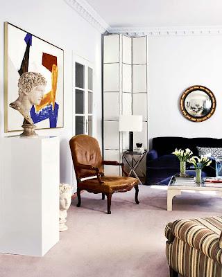 Lorenzo Castillo living room Design