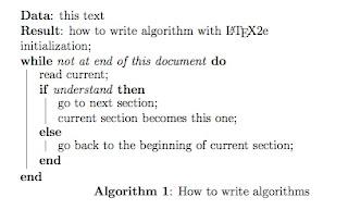 Algorithms in Latex | Sin Logs