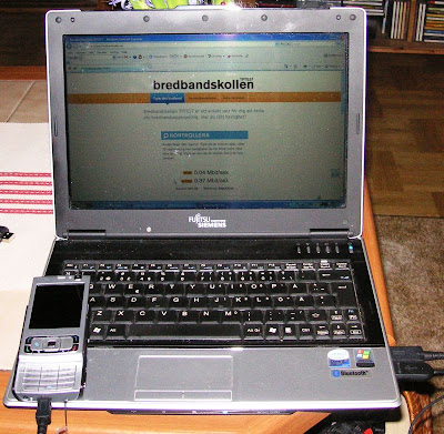 mobilt bredband bredbandsbolaget