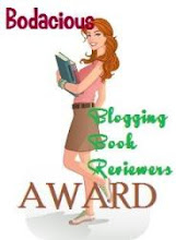 Bodacious Blogging Book Reviewers Award