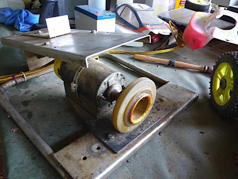 Fabriquer un banc de demarrage voiture thermique for Banc auto