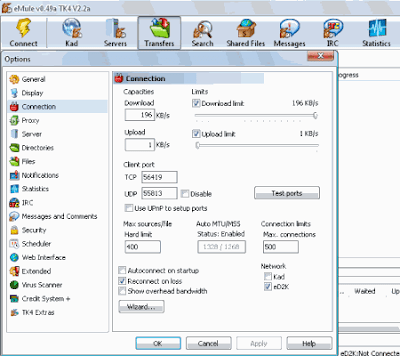Generic eMule Ratio Remover for Mods and Original eMule