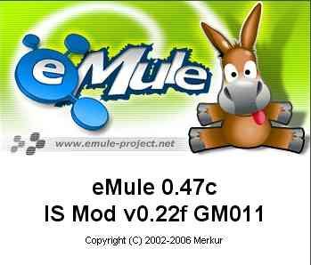 eMule ISMod 0.23a