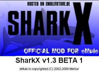 eMule 0.49a SharkX v1.3b beta 1
