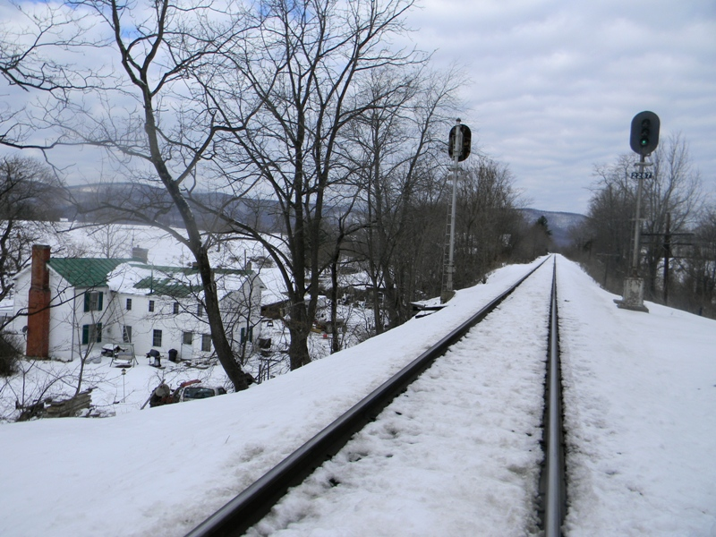 towards the snowy - photo #14
