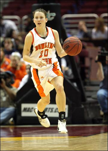 BGSU Centennial Sport Blog: Womens Basketball (1:00 Class)
