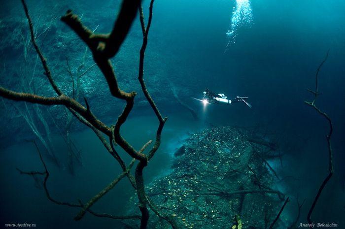 Sungai+di+Dalam+Laut+2 Misteri Sungai di Dalam Laut Mexico