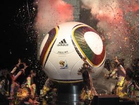 bola piala dunia 2010