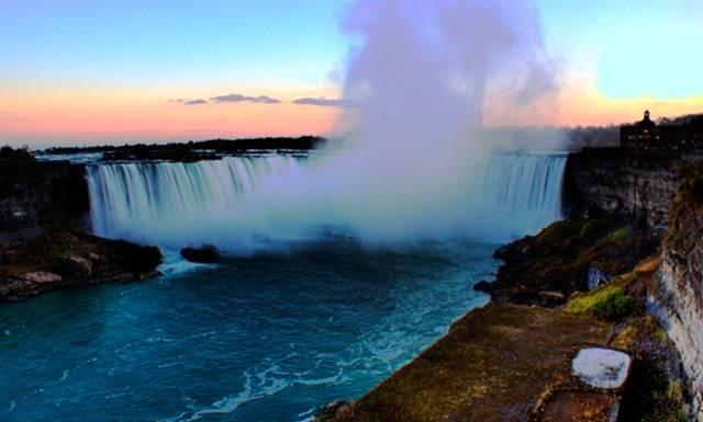 Unique Unique And Unique How Niagara Falls Created