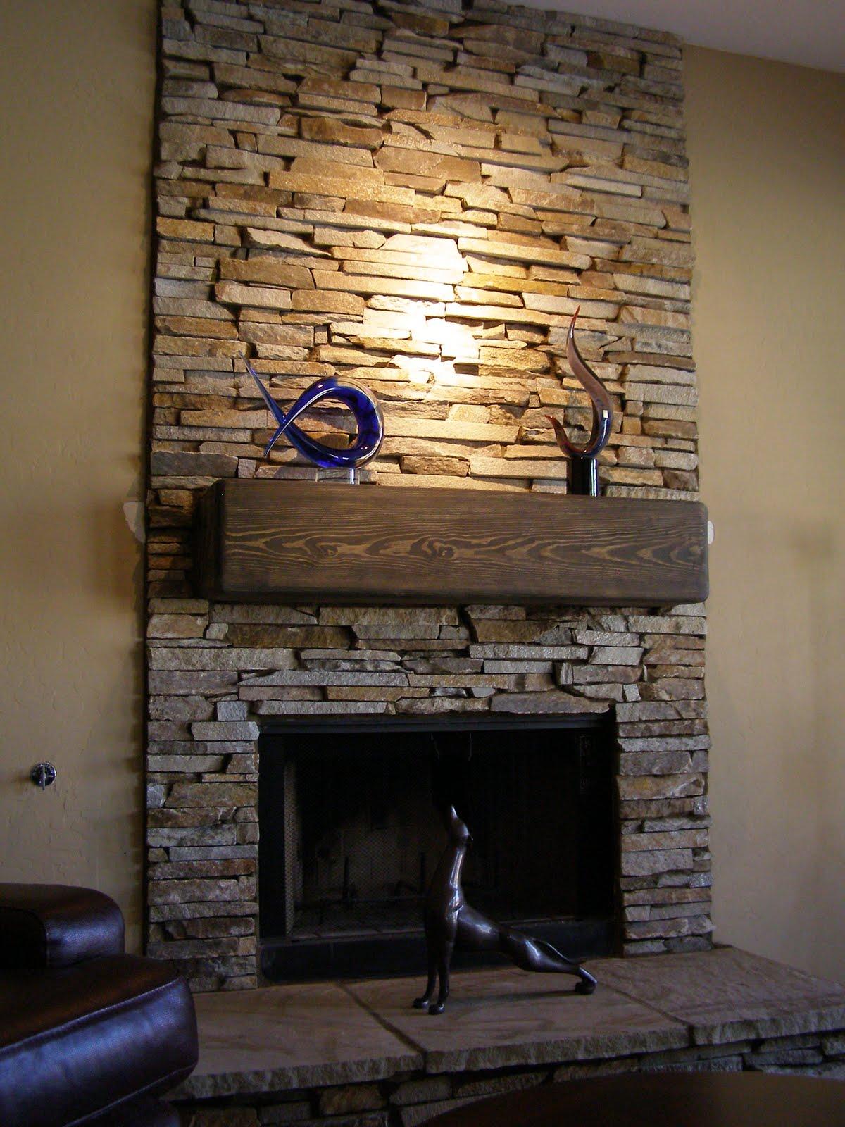 A Better Stone Company Inc. - FIREPLACE
