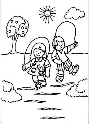 Dibujos Para Ninos Gratis Para Imprimir Y Colorear Colouring