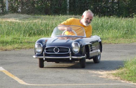 Half Scale Luxury Cars For Kids Spicytec