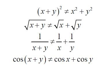 WELCOME TO THE EXCITING WORLD OF MATHEMATICS: Common Math