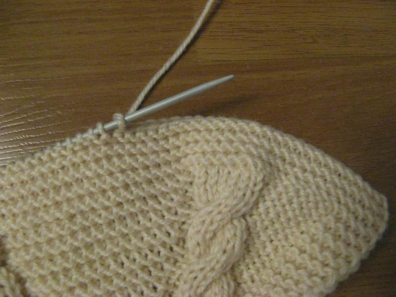 Ниточка: Мастер-класс по вязанию двойной шапочки для ребенка.
