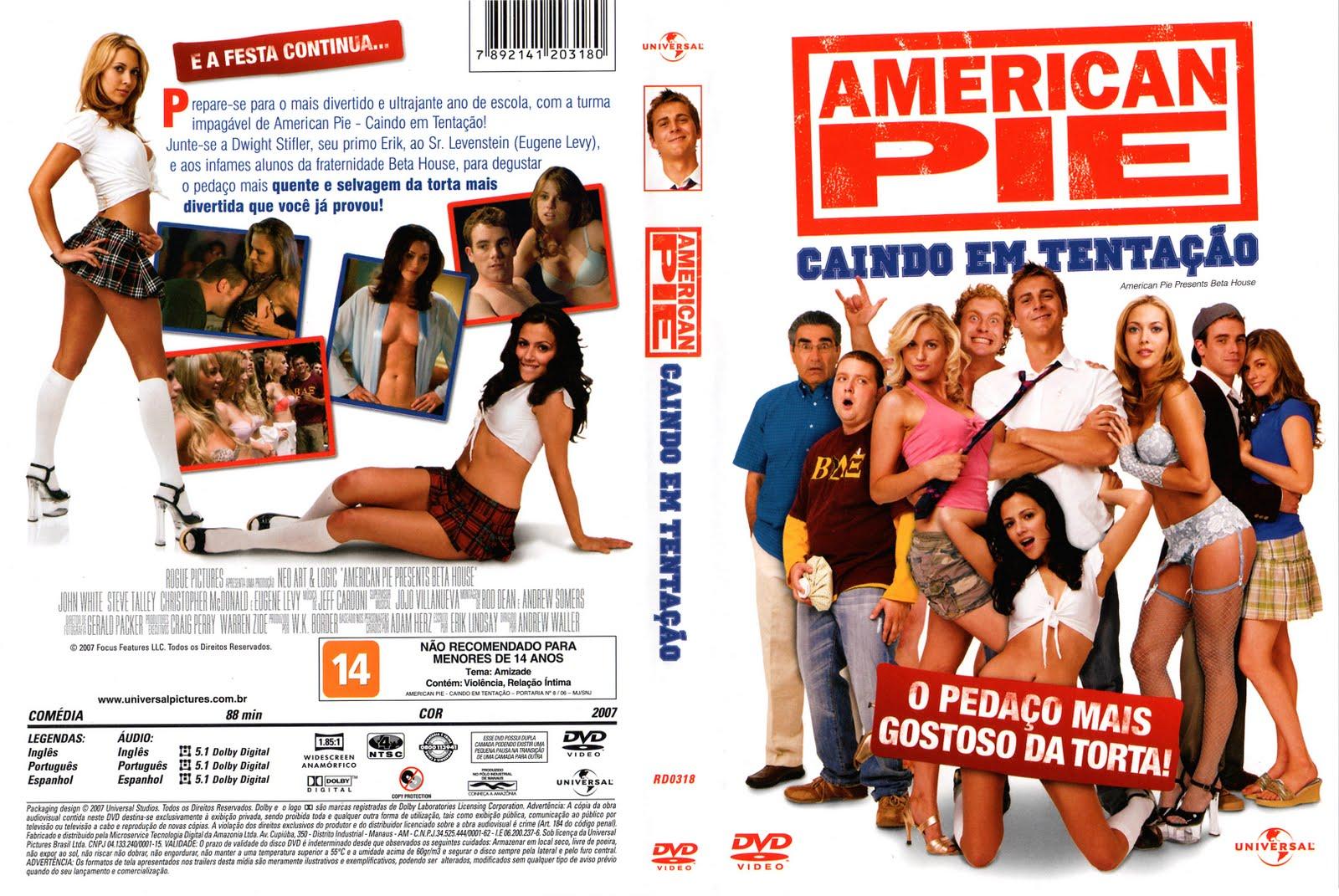 American Pie 6 Presents Beta House 2007 american pie - vi - caindo em tentação