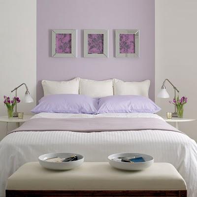 Colores Para Decorar Con Que Colores Combina Pared Violetalila En - Que-colores-combinan-con-el-lila