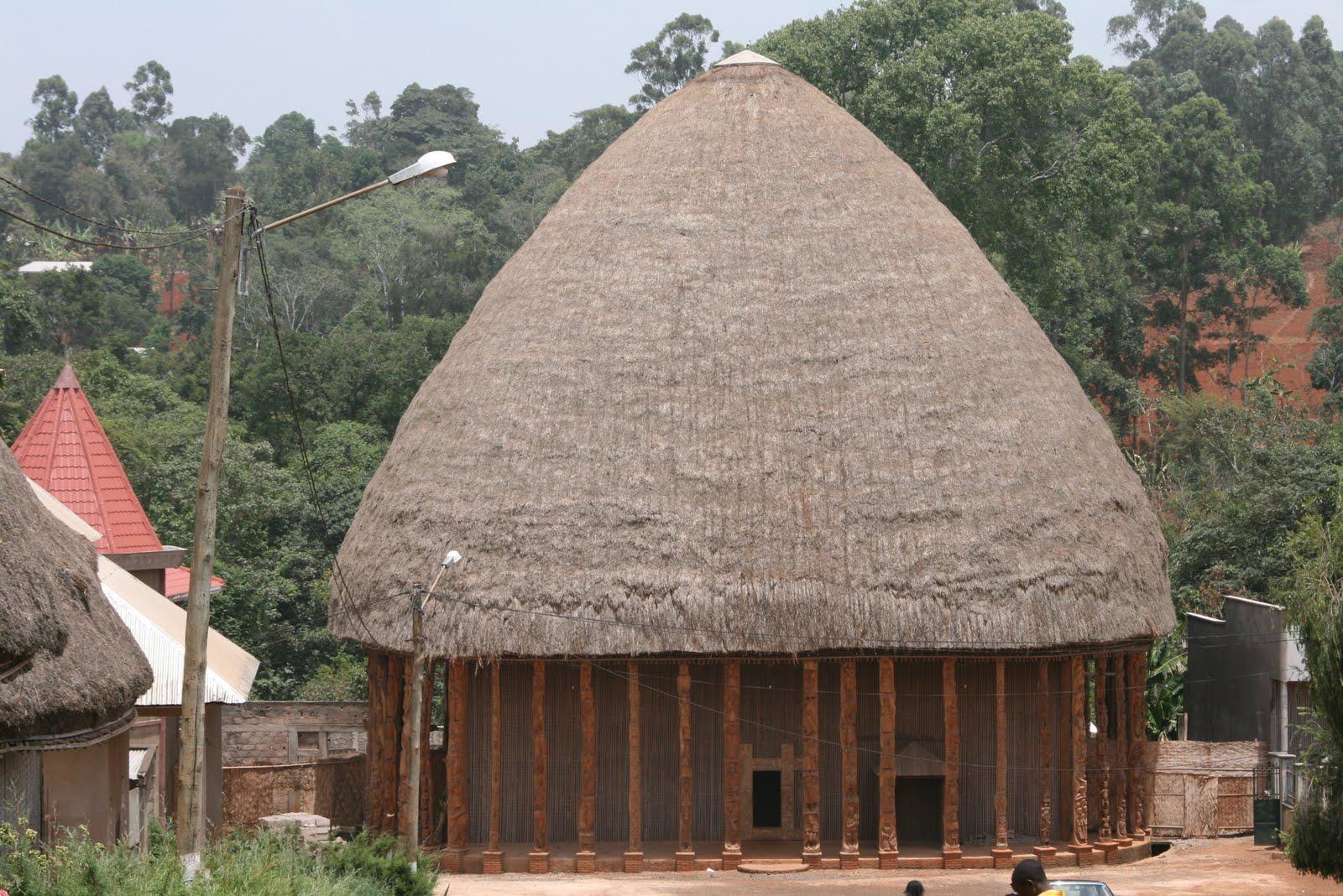 figures et traditions du cameroun architecture et habitations. Black Bedroom Furniture Sets. Home Design Ideas