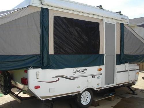 v hicule r cr atif motoris caravaning vendre tente roulotte flagstaff. Black Bedroom Furniture Sets. Home Design Ideas