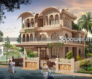 """""""rajastani architecture"""""""