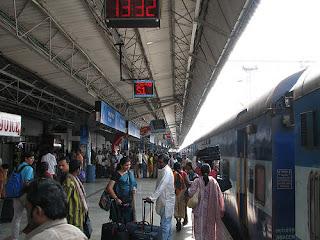 Iidian Railway