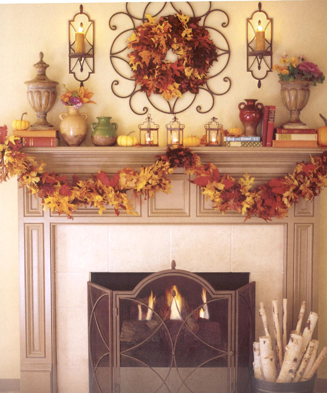 Southern Living Decor: See Jane Party: I Got A Fever And It Needs More Mantels