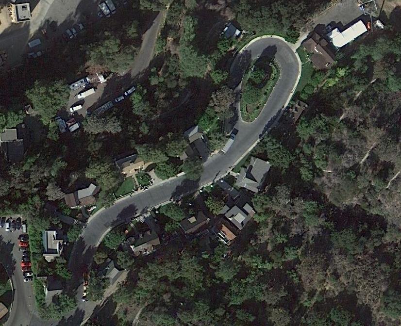 Strange But True Stories: Location of Wisteria Lane