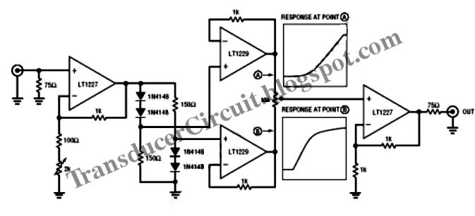 January 2011 ~ Transducer Circuit Diagram