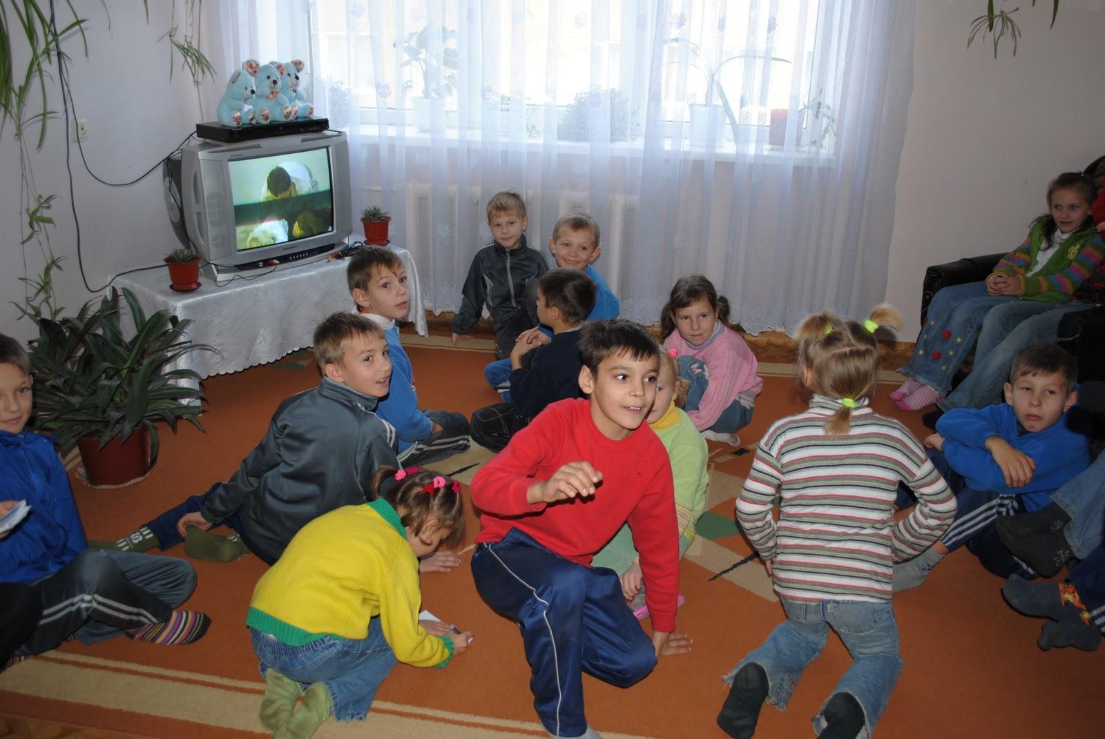 Project Lifestart Odessa Orphanages Иптернаты