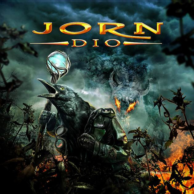 Chambers Of Rock Jorn The Dio Album Cd Review