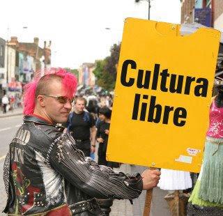 cultura libre punkie