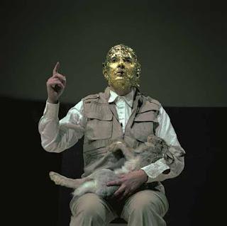 MONDEAPART2 Artiste moderne  Joseph Beuys prsent par Mlanie