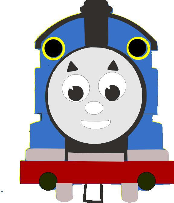 clip art thomas train - photo #18