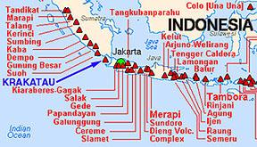 Volcano Inside: KRAKATAU, INDONESIA (1883)