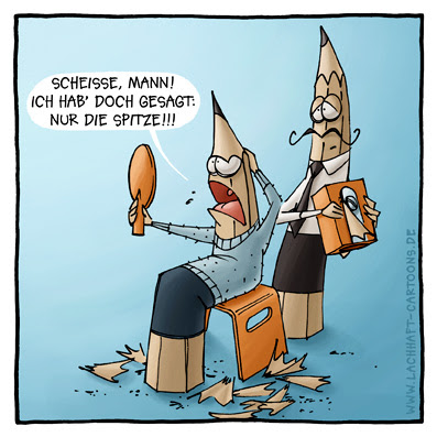 Friseur Witze