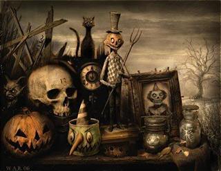 Resultado de imagen de halloween origen celta milenaria
