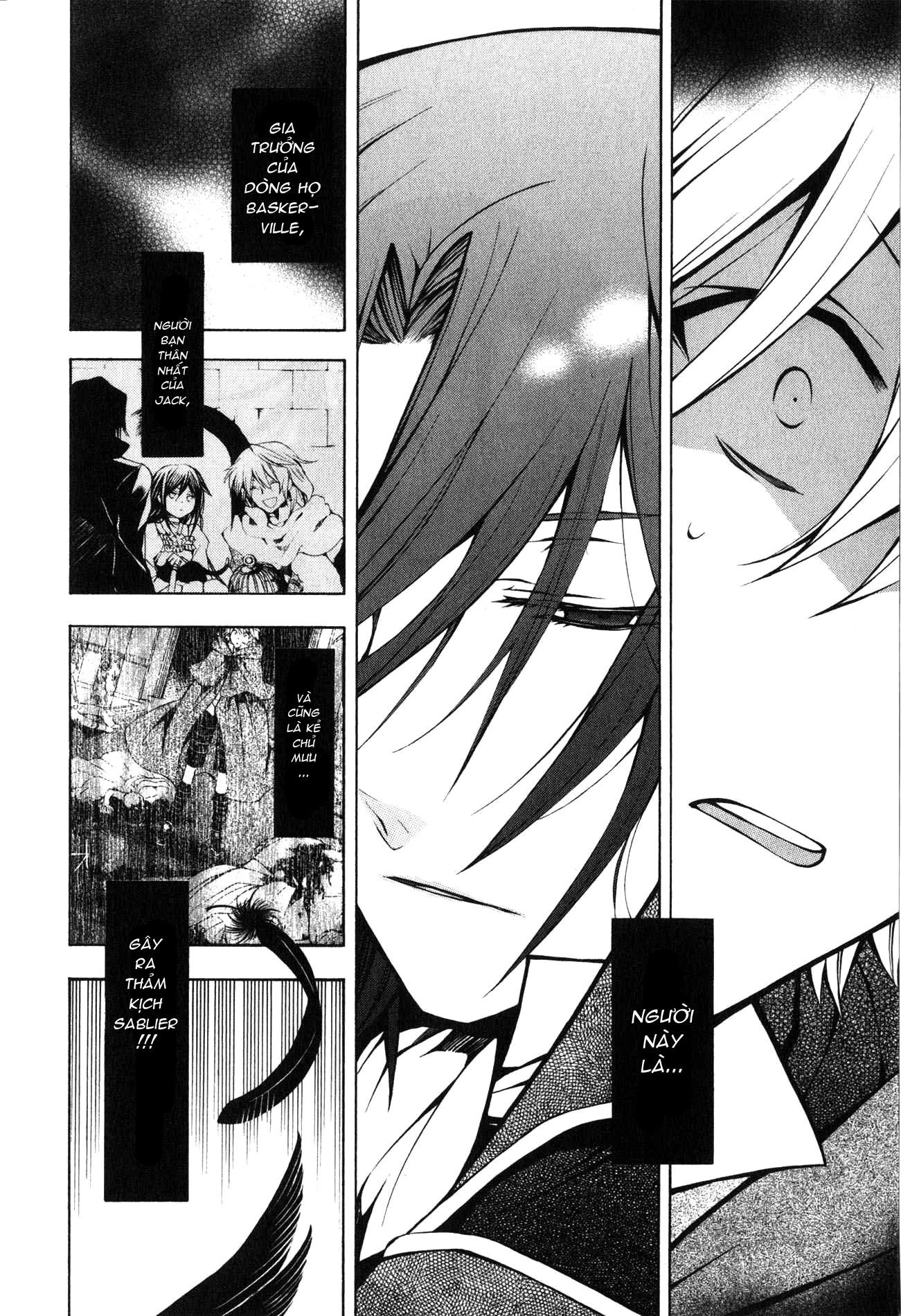 Pandora Hearts chương 037 - retrace: xxxvii glen baskerville trang 6