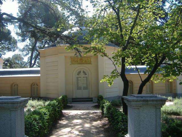 Conocer madrid jard n el capricho for Jardin historico el capricho paseo alameda de osuna 25