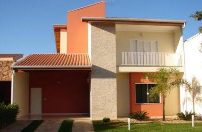 Fachadas residenciais modernas for Fachadas de casas modernas wikipedia