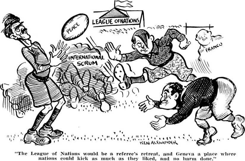 World war one the failure of the league of nations essay