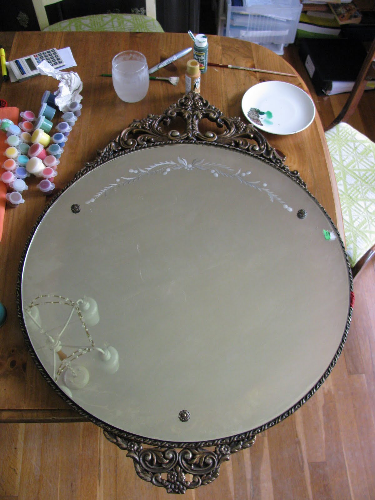 How To Repair Old Plaster Frames