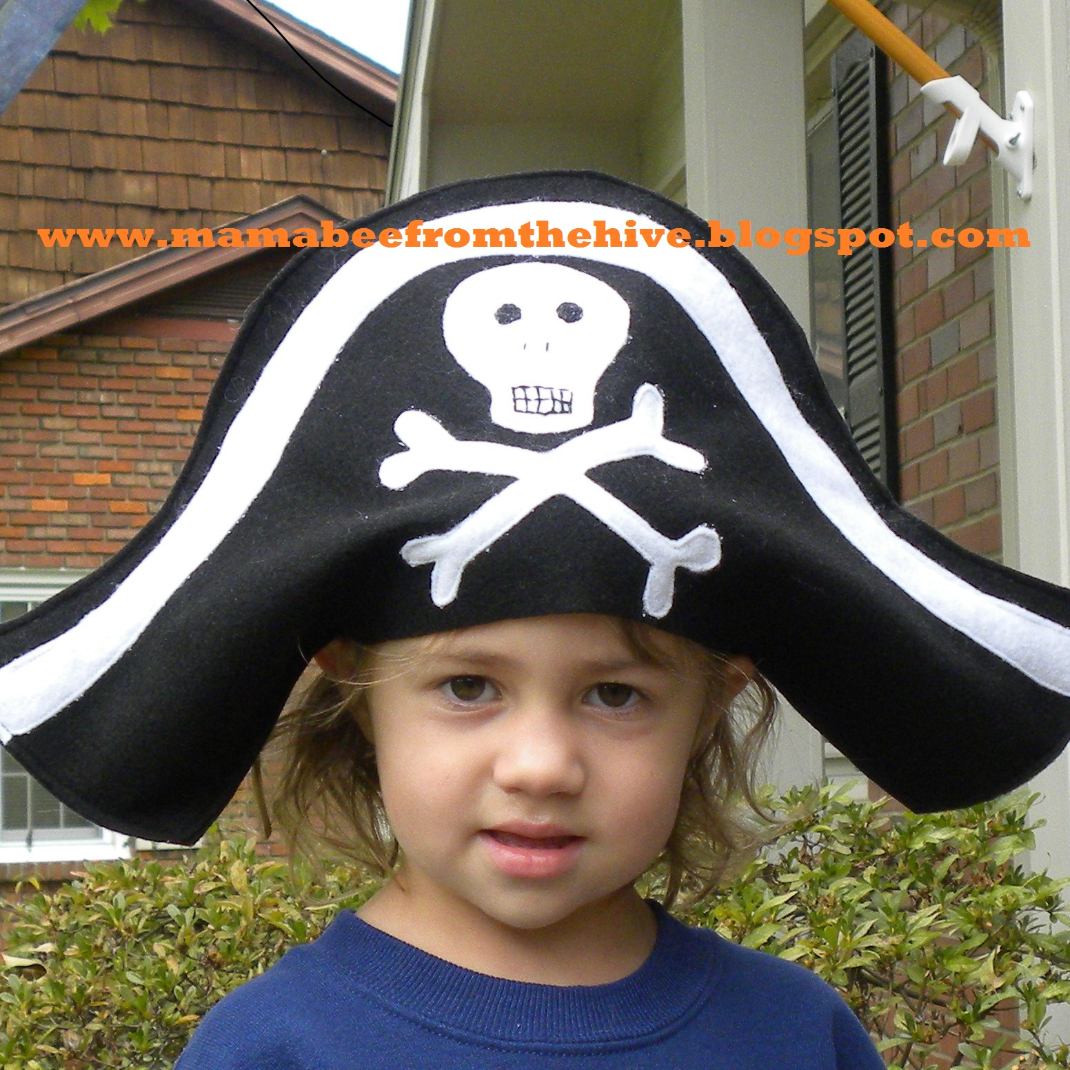 diy pirate hat template.html