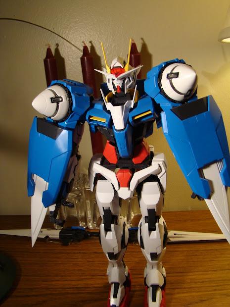 Tember Gundam Pg 00 Raiser Wip 1