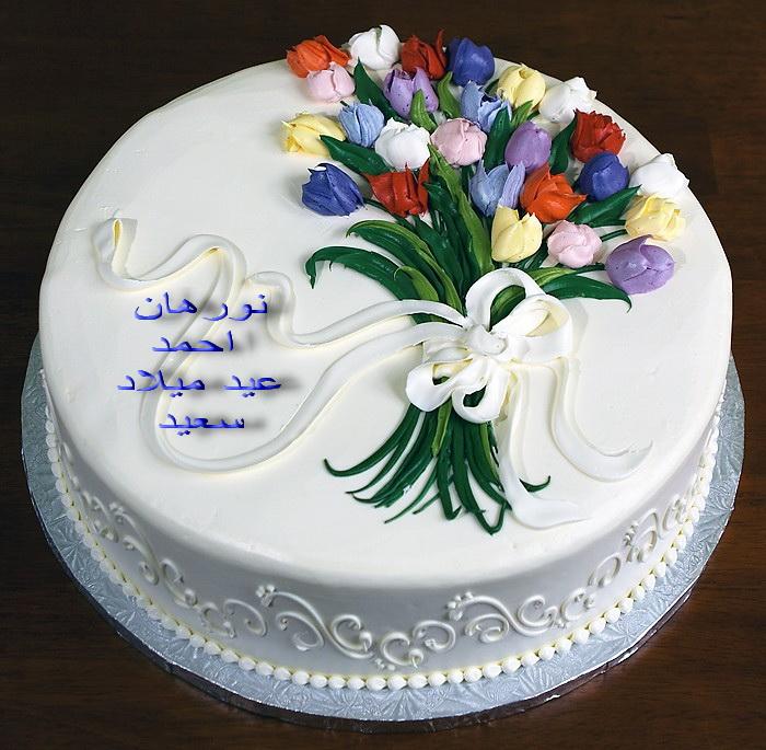 الحياة السعيدة فوفو وجدى نورهان أحمد عيد ميلاد سعيد