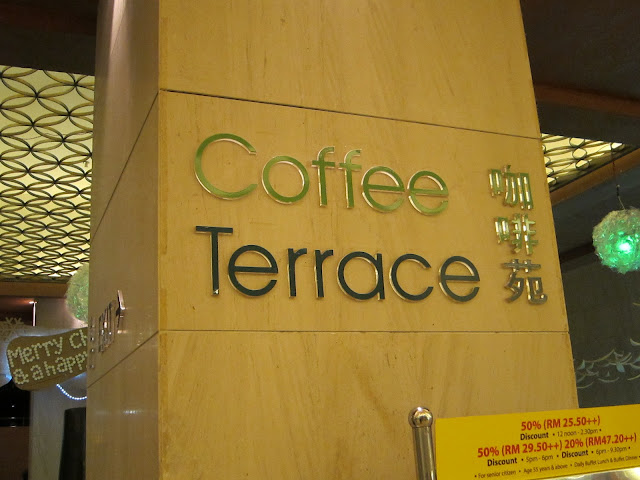 Coffee Terrace Genting Highlands