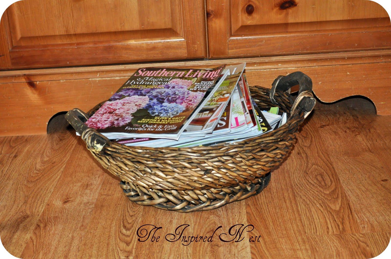 The Inspired Nest Armoire Vignette