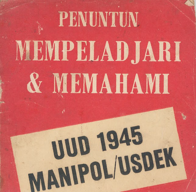 MANIPOL USDEK EBOOK
