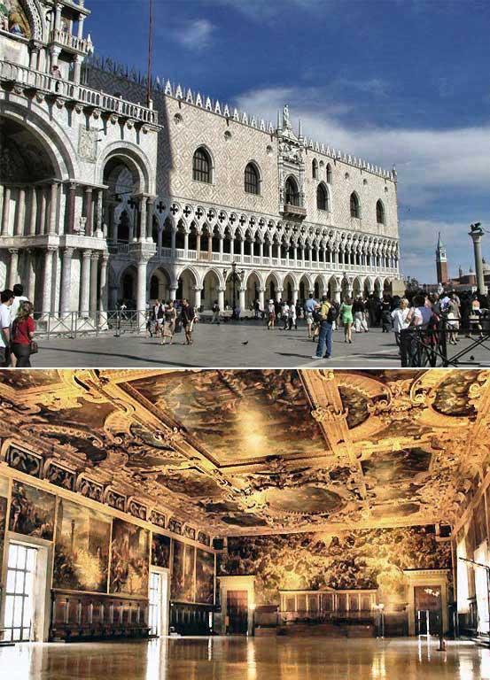 Amiciinallegria Palazzo dei Dogi  Venezia  Italy