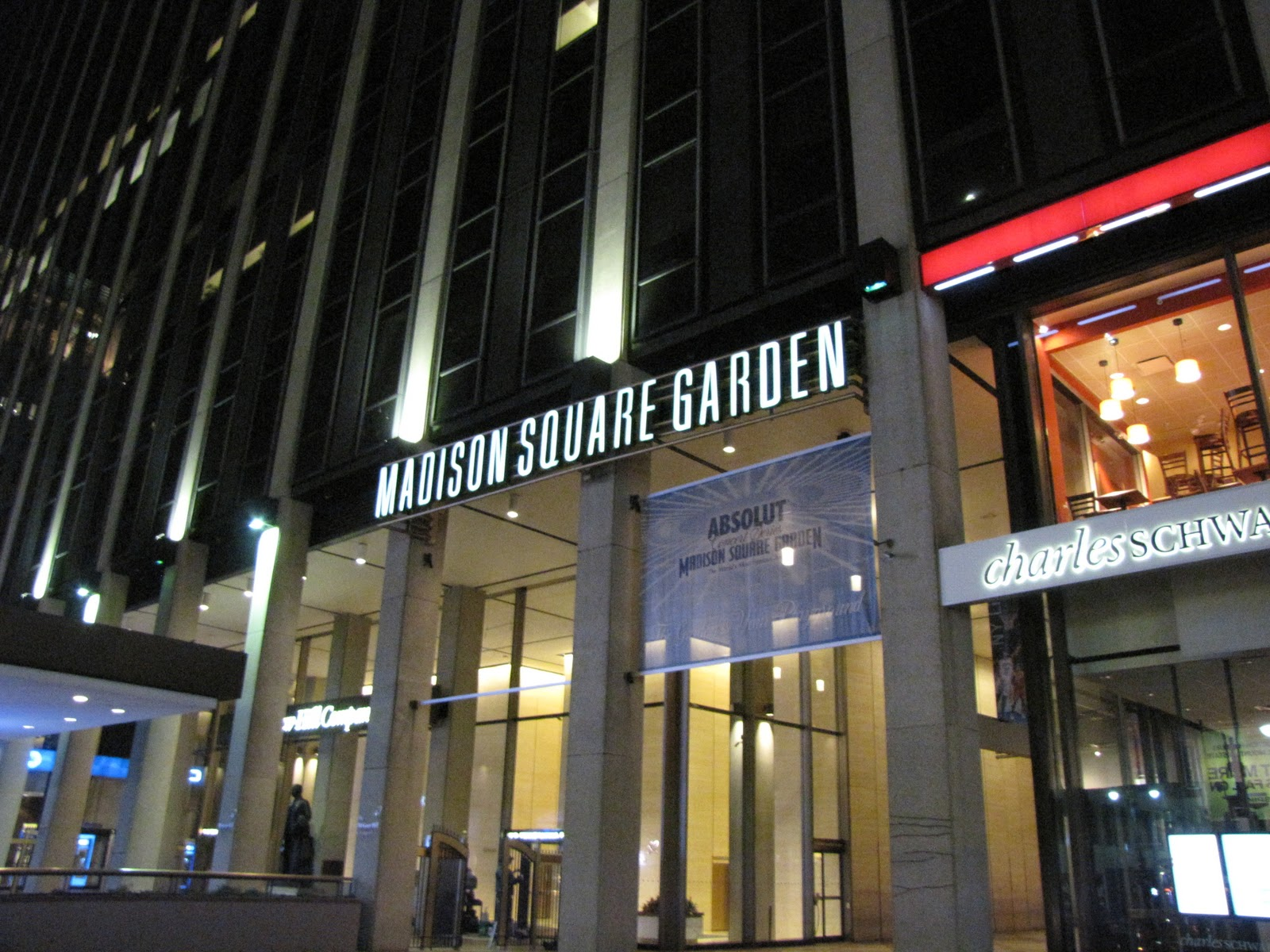 Madison Square Garden: Soliloquies Of Solitude: Phoenix @ Madison Square Garden