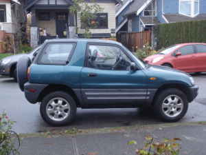 Emma And Philippe S Moving Sale Toyota Rav4 Automatic